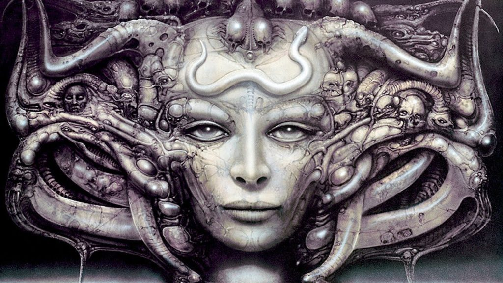 H.R. Giger's Dune concept art would grace the cover of Omni's November 1978 issue.