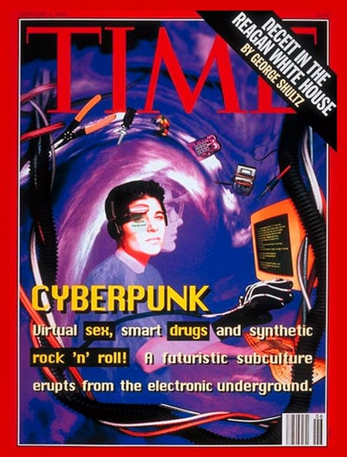 Time Magazine's February 1993 issue. Read the story here!